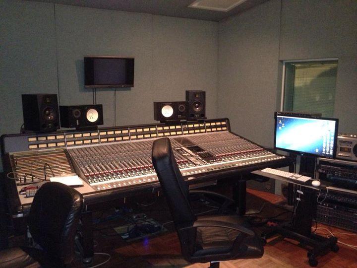 Rax Trax Studio, B Room