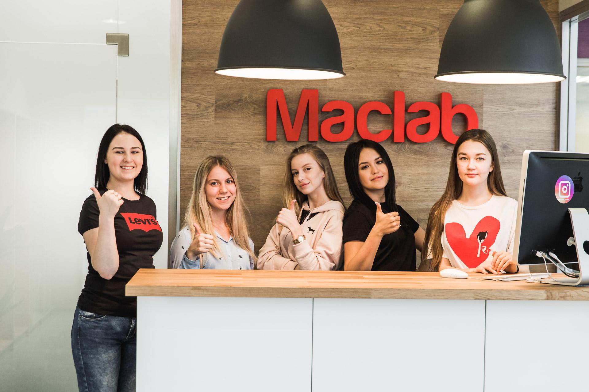 Maclab family
