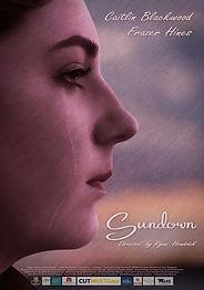 Sundown Poster No 03 - Portrait -  3000