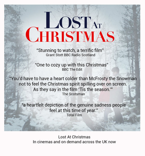 Lost at Christmas NOW Available on Digital