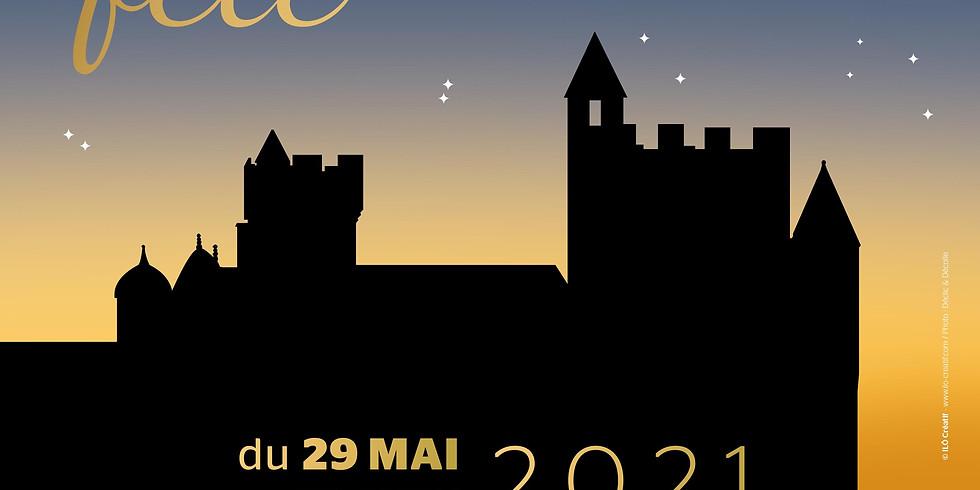 Châteaux en Fête 2021