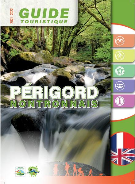 Guide touristique du Périgord Nontronnais 2021 - 2022
