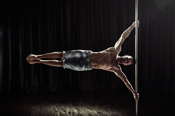 pole dance flagman show suisse
