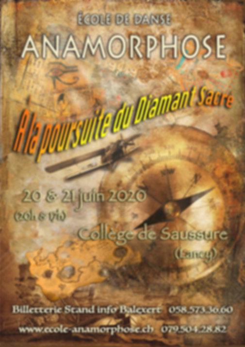 gala danse 2020 anamorphose geneve