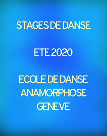 dance workshops geneva