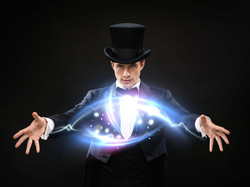 magie close up magicien illusionnist