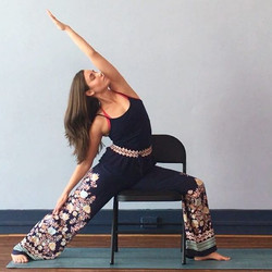 Chair Yoga_Sally Houston