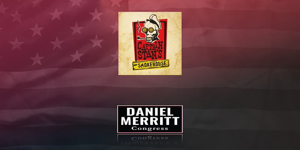 Meet Danny at Captain Stan's Smokehouse!