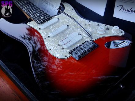 The Fender Plus Family.