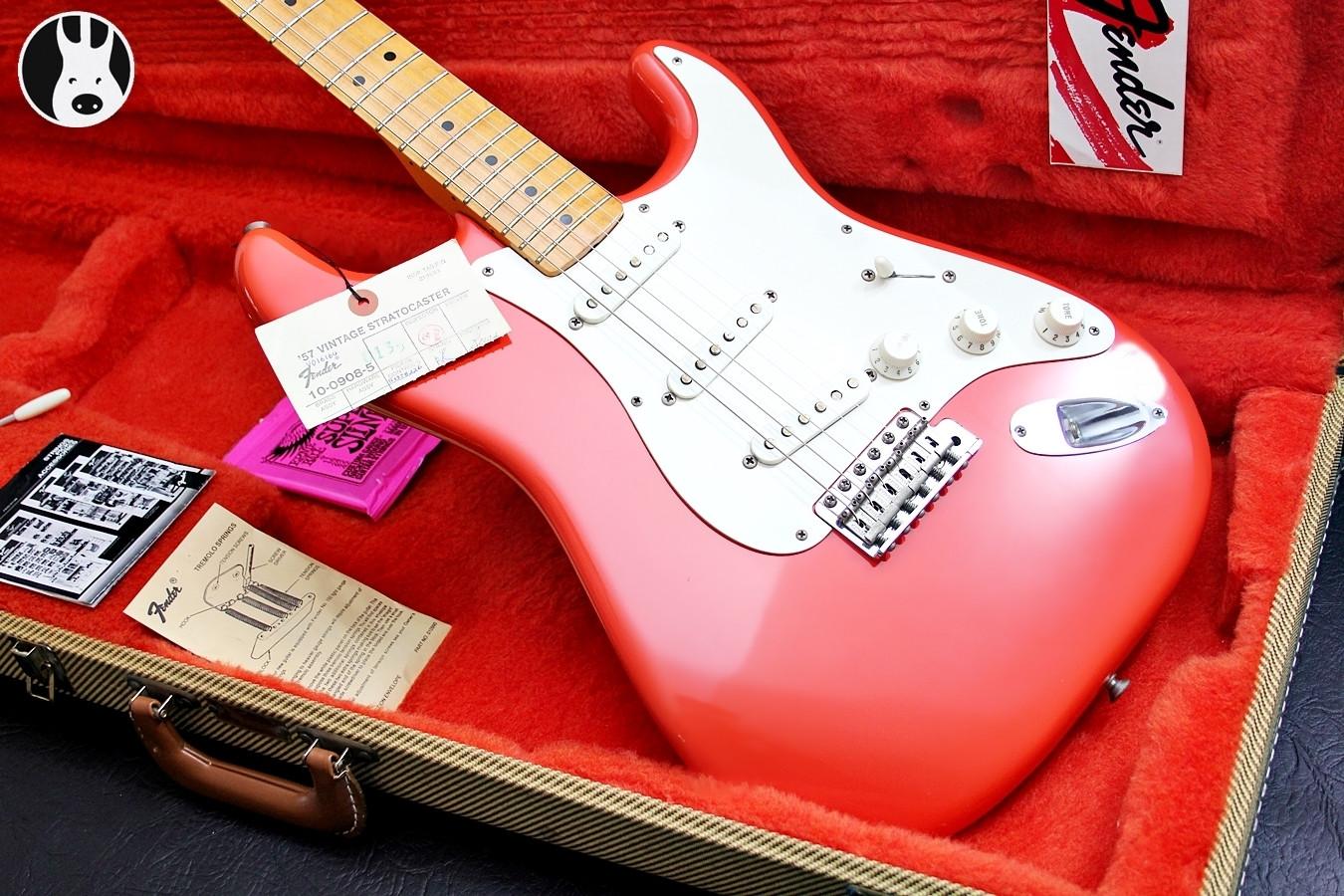 Fullerton Era (1982-1984) Fender Reissues