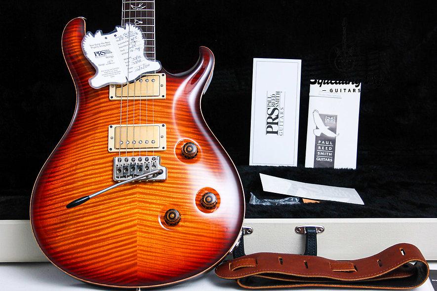 "PRS USA Paul Reed Smith Custom 24 25th Anns ""Three Tone + Rosewood"" (2009)"
