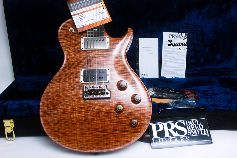 "PRS USA Paul Reed Smith Wood Library* Tremonti LTD ""Copperhead + Ziricote"" (2016"