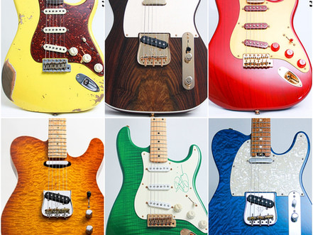 Are Fender Custom Shop Guitars Really Worth The Extra Price Tag?