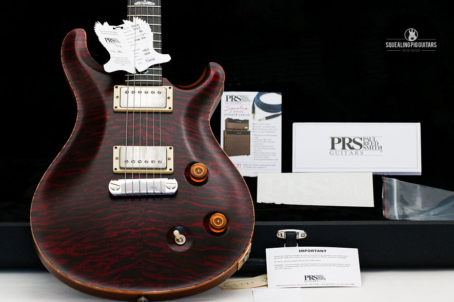 "PRS USA Paul Reed Smith Custom 24 LTD 1959/2009 ""Black Cherry+ Rosewood"" (2009)"