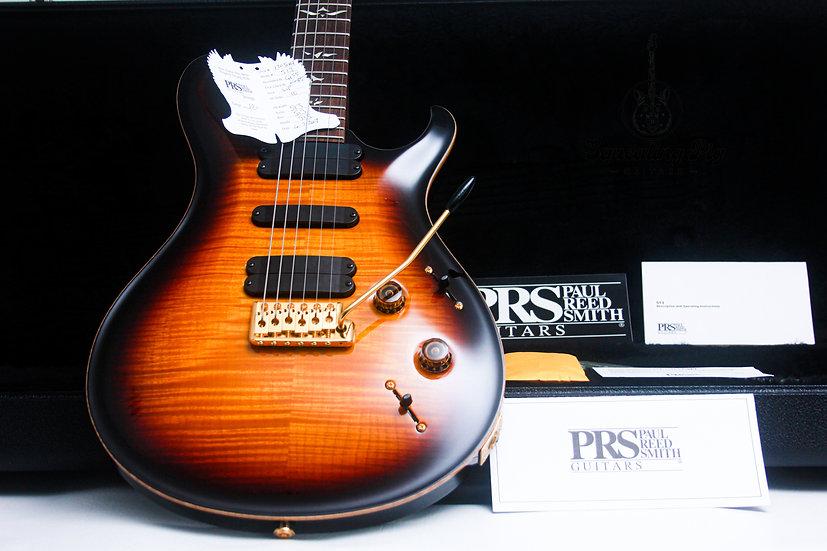 """PRS USA Paul Reed Smith 513 *Solid Braz Neck """"Tri-burst + Braz Rosewood"""" (2007)"""