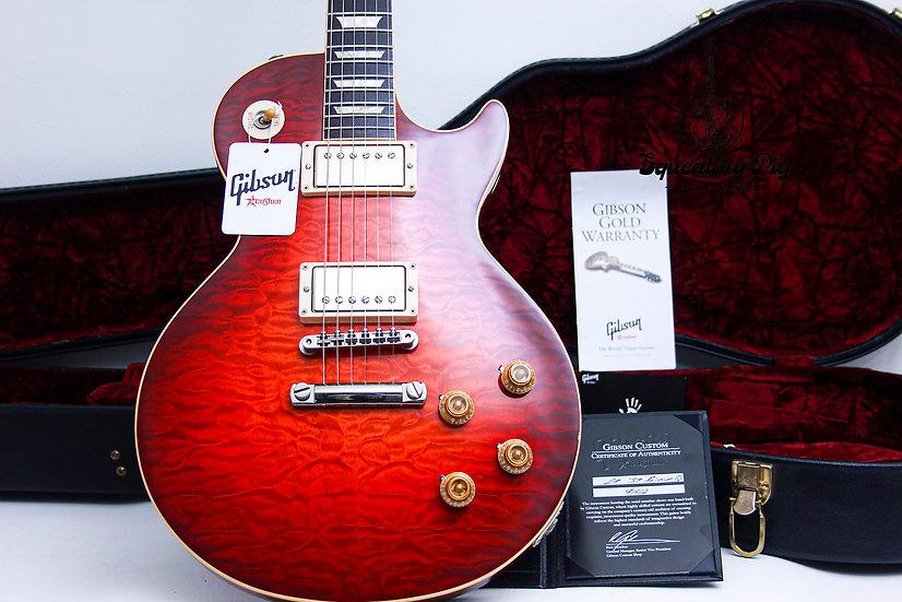 "GIBSON USA Les Paul LTD Dealer Select 1959 R9 ""Manhattan Sunset Burst + Rosewood"