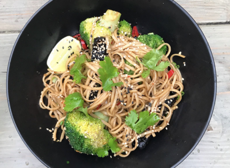 Soba Noodles – the new healthy noodle
