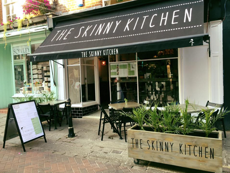 Healthy food comes to Canterbury highstreet...