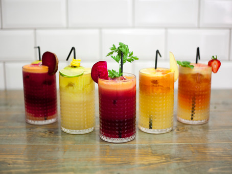 Benefits of drinking a fresh juice everyday
