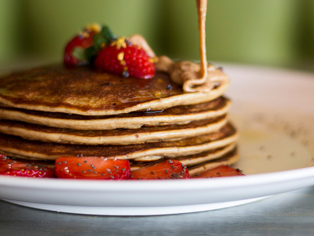Macros in Pancakes