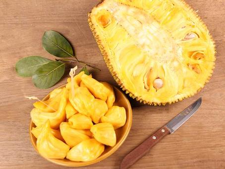 Jackfruit; the vegan meat substitute