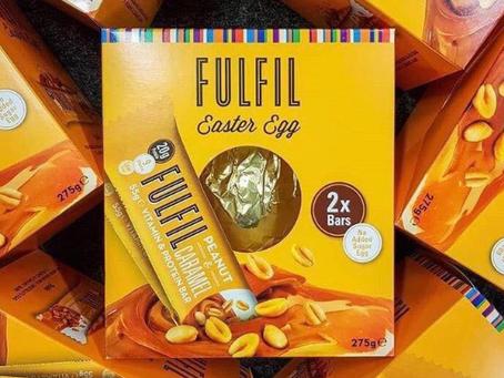 Healthy Easter Eggs...