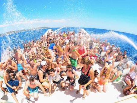 Why work a season in Ibiza?
