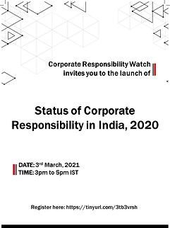 Status of Corporate Responsibility 2020