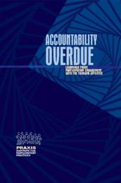 Accountability Overdue
