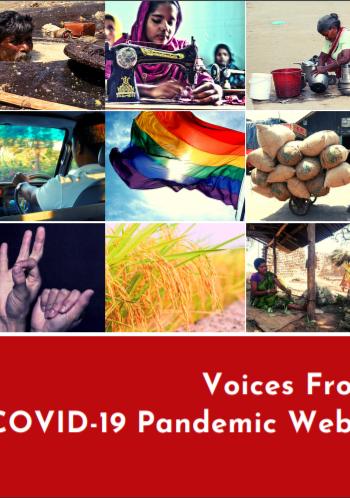 Voices From Margins Webinar Series (2020)