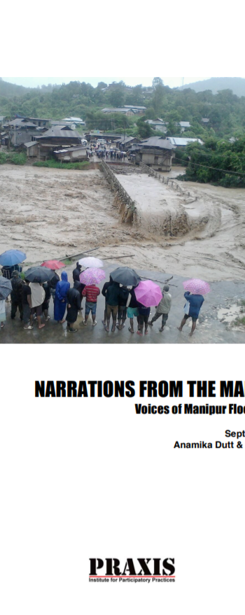 Narrations from Margins: Voices of Manipur Flood Victims (2015)