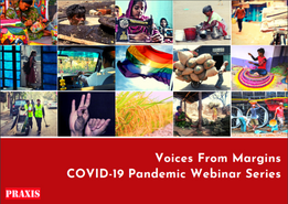 Voices From Margins: COVID-19 Pandemic Webinar Series (2020)