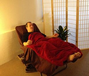 טיפול בכורסאות נוח