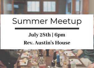 Next Summer Meet up