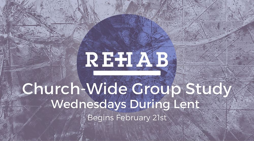 Join us in Key Hall for our Lenten Group Study