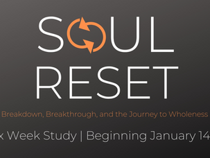 Pastor's Book Study