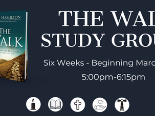 Lenten Study Group