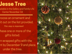 The Jesse Tree is Available
