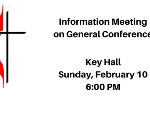 Information Meeting