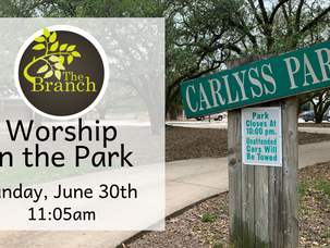 Join us at Carlyss Park, Sunday, June 30!