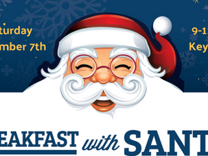 Come Have Breakfast With Santa