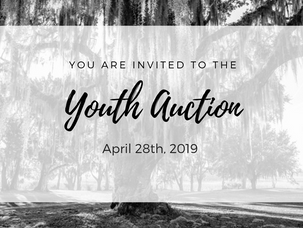 2019 Youth Auction