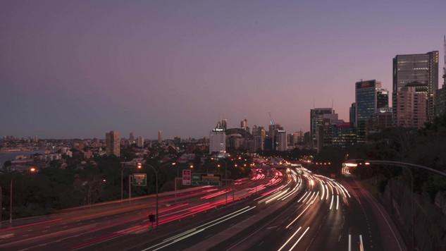 Sydney Rush Hour