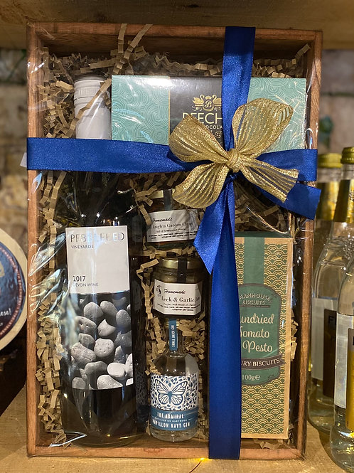 Chocolate Lovers Gift Crate