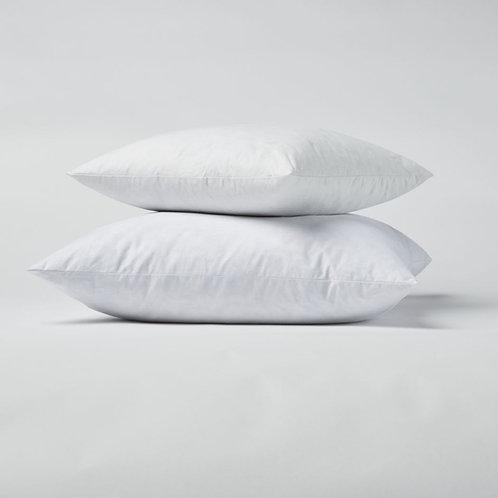 """DD Duck Feather Pillow Insert  Pack 20""""x26"""""""