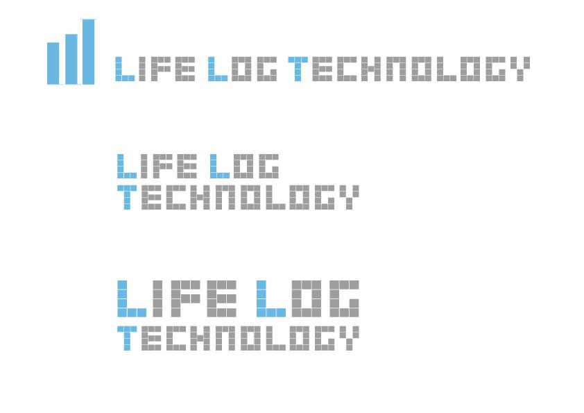 ライフログテクノロジー様 ロゴデザイン