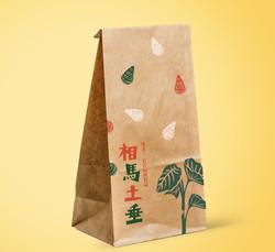 「相馬土垂」のパッケージデザイン