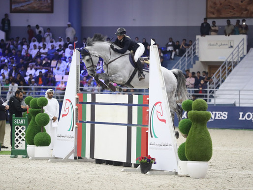 Five awesome horsey spectator experiences on this weekend