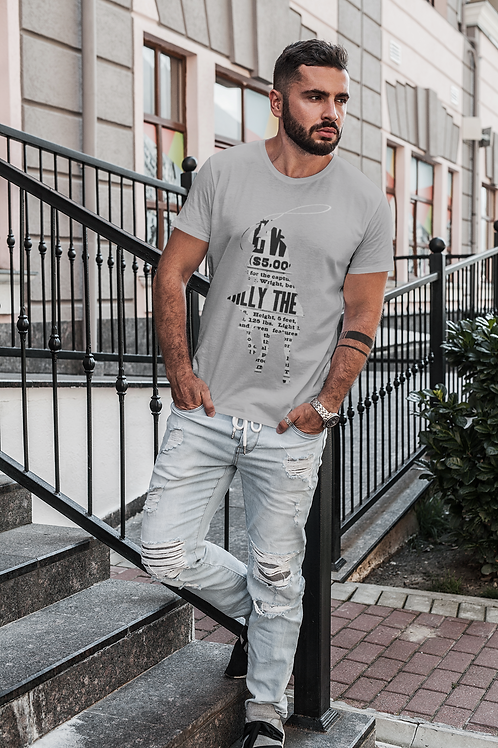 Billy the Kid Wanted T-Shirt