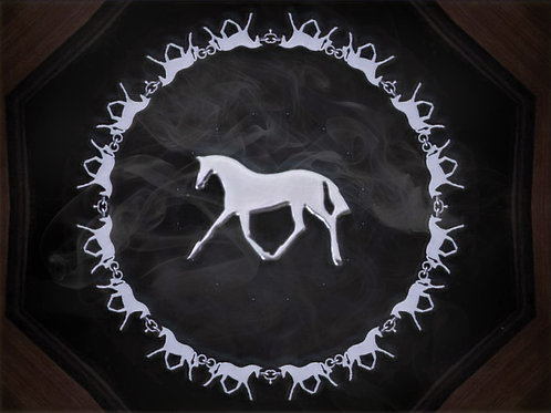Full Horse Necklace